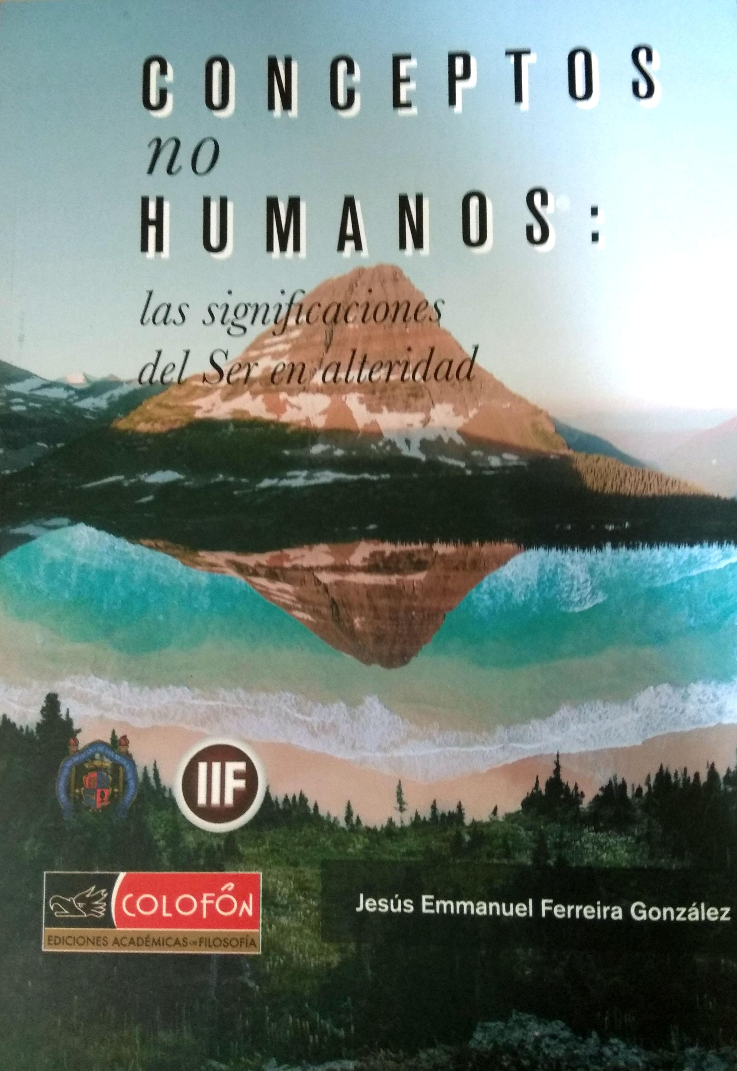 Conceptos no humanos