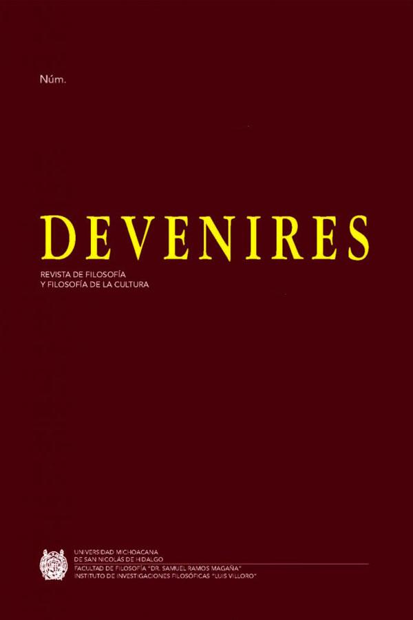 Revista Devenires
