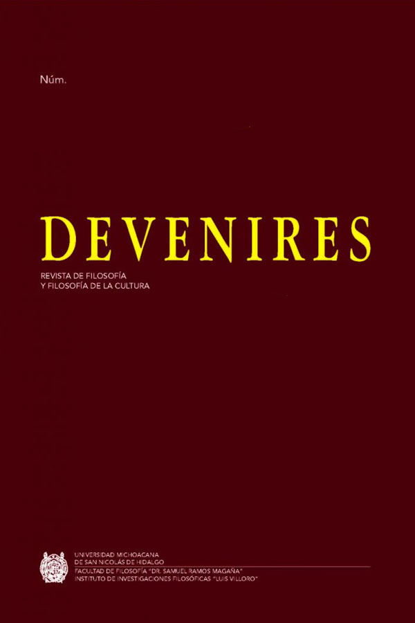 Revista Devenires
